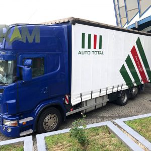 Prelată camion Auto Total
